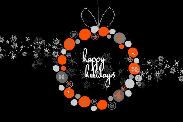 Happy Holidays from Modulex Americas
