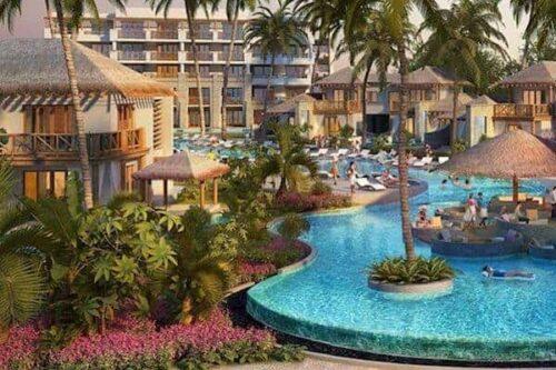 Secrets Cap Canad Resort & Spa Modulex Signage