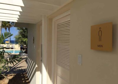 Melia-Braco-washroom-sign