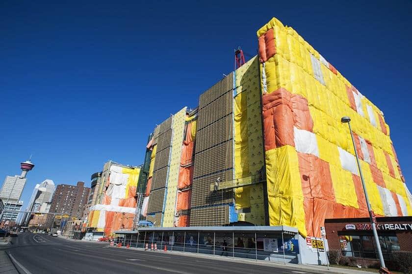Bell Centre construction update