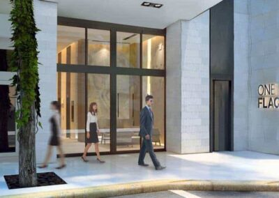 Modulex Americas Miami Office One Flagler