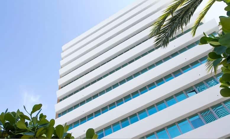 Modulex Americas Miami Office One Flagler exterior