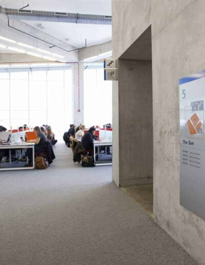 Ryerson Student Learning Centre Study Spaces