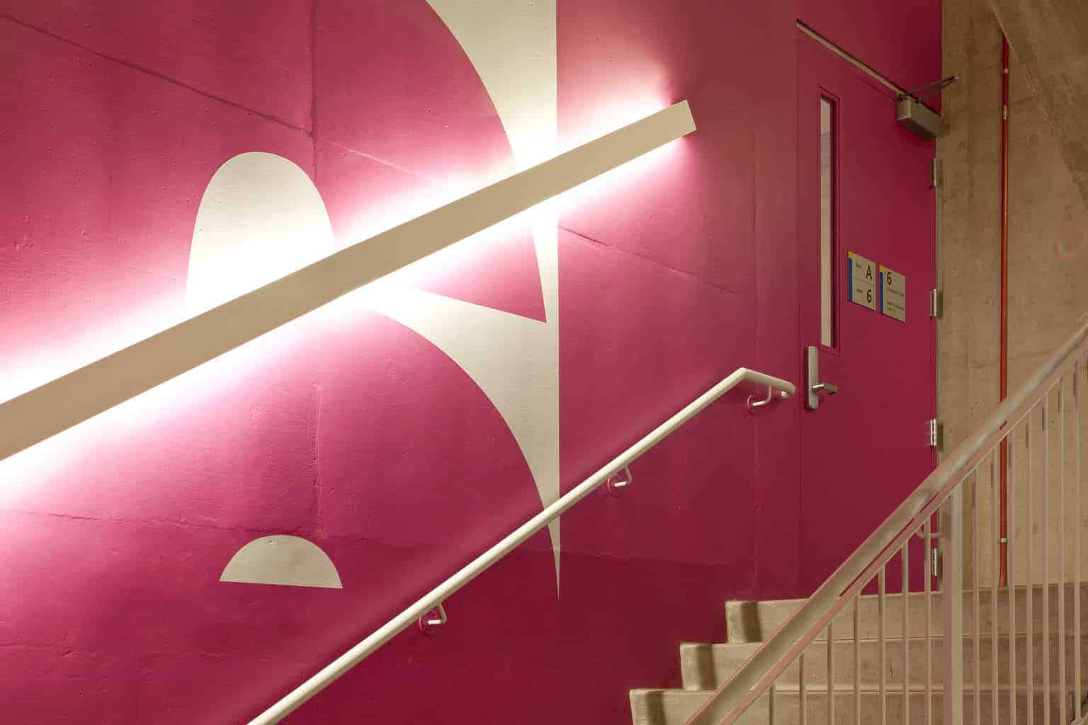 Ryerson-Student-Learning-Centre-stairwell