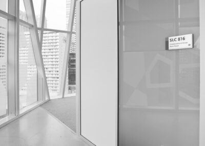 Ryerson Student Learning Centre Work Spaces