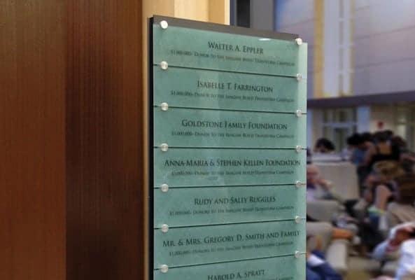 Danbury Hospital Donor Program