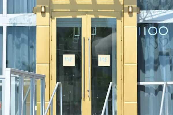 ME Miami Modulex Signage Doors