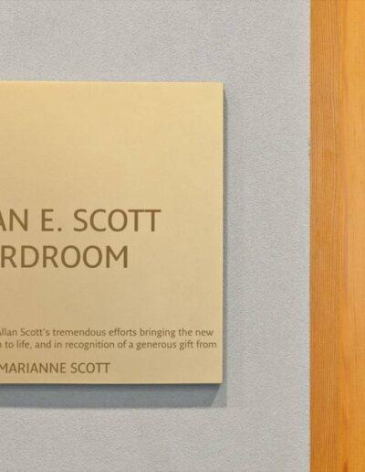 Art Gallery of Alberta Room ID Modulex