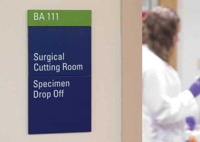 Boston Children's Hospital Signage
