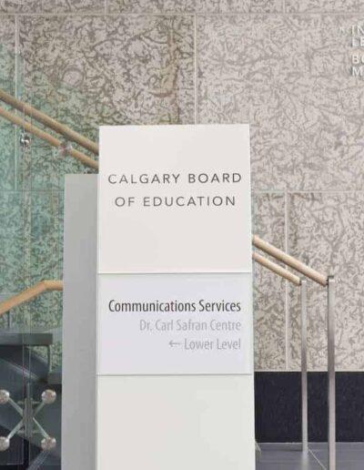Calgary Board of Education + Modulex Americas