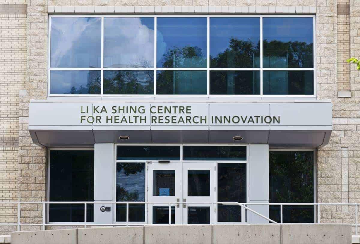 University of Alberta Exterior Signage Modulex