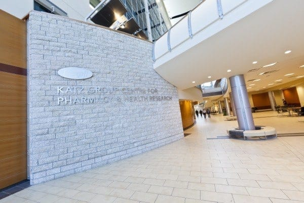 University of Alberta + Modulex Americas Signage