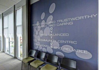Boardroom Signage
