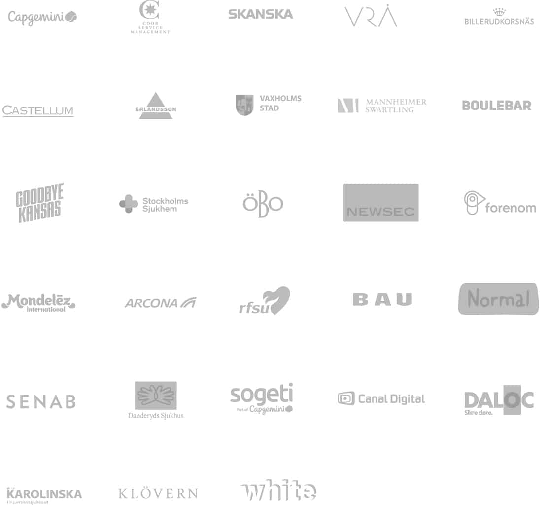 sweden Clients2021