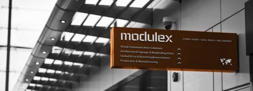 Modulex Signage
