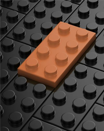 Modulex was founded in 1963 by the LEGO group