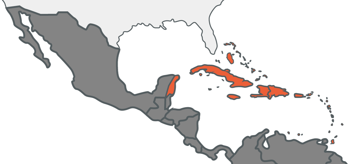 Cancun and The Caribbean