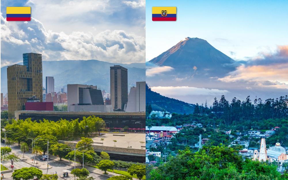 MODULEX COLOMBIA & ECUADOR