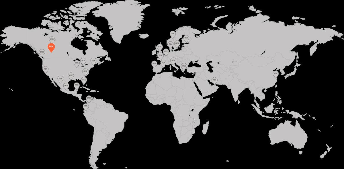Modulex Calgary Contact Map