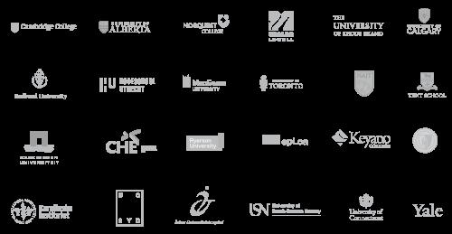 Modulex Education Sector Logo Display.