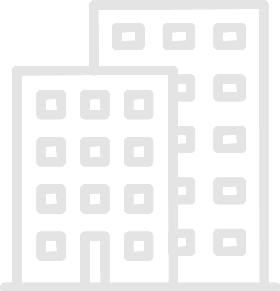 Residential Sector Icons Transparent