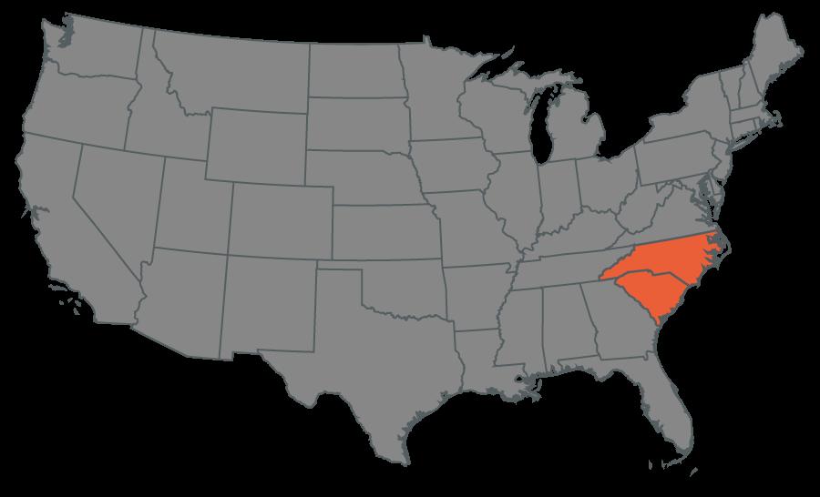 Carolinas