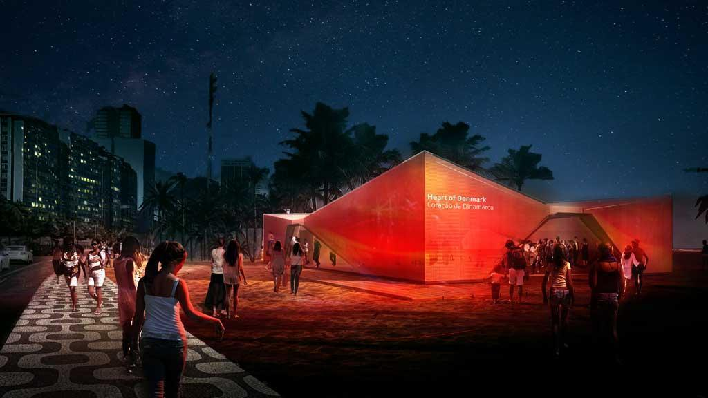MODULEX HEADS TO RIO OLYMPICS