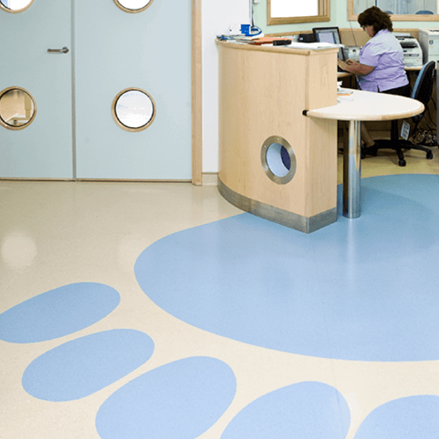 Floor Graphic Product Page