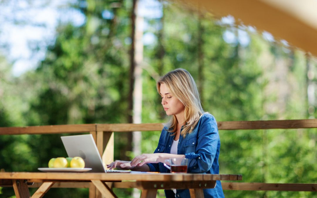 ENVIRONMENTAL BENEFITS OF WORKING FROM HOME